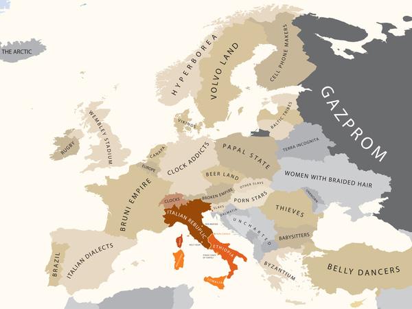 Europa oczami Włochów