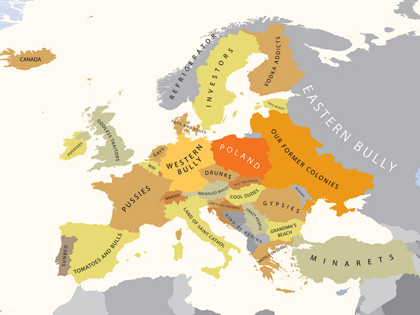 Europe According to Poland